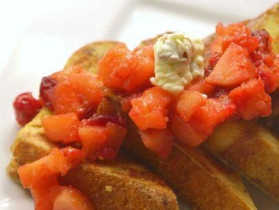 """The Southfield Store Holiday French Toast (A Barefoot Holiday) - Amanda Perreault, Executive Pastry Chef, """"The Southfield Store"""", Guest on """"Barefoot Contessa"""" on the Food Network."""