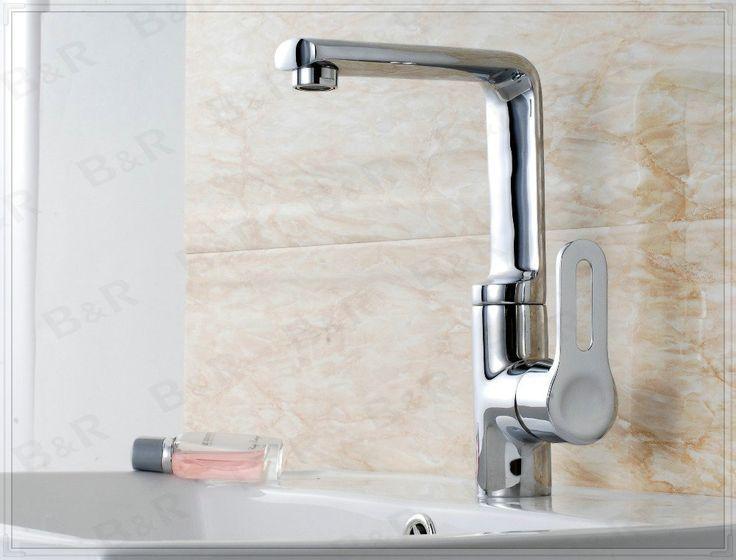Купить товарКран для ванной 360 град. сменные смеситель для раковины кран горячей и холодной воды Torneira YH 9023 в категории Смесители для умывальникана AliExpress.            &
