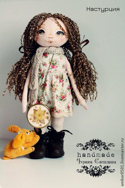 Куклы тыквоголовки ручной работы. Ярмарка Мастеров - ручная работа Настурция. Handmade.