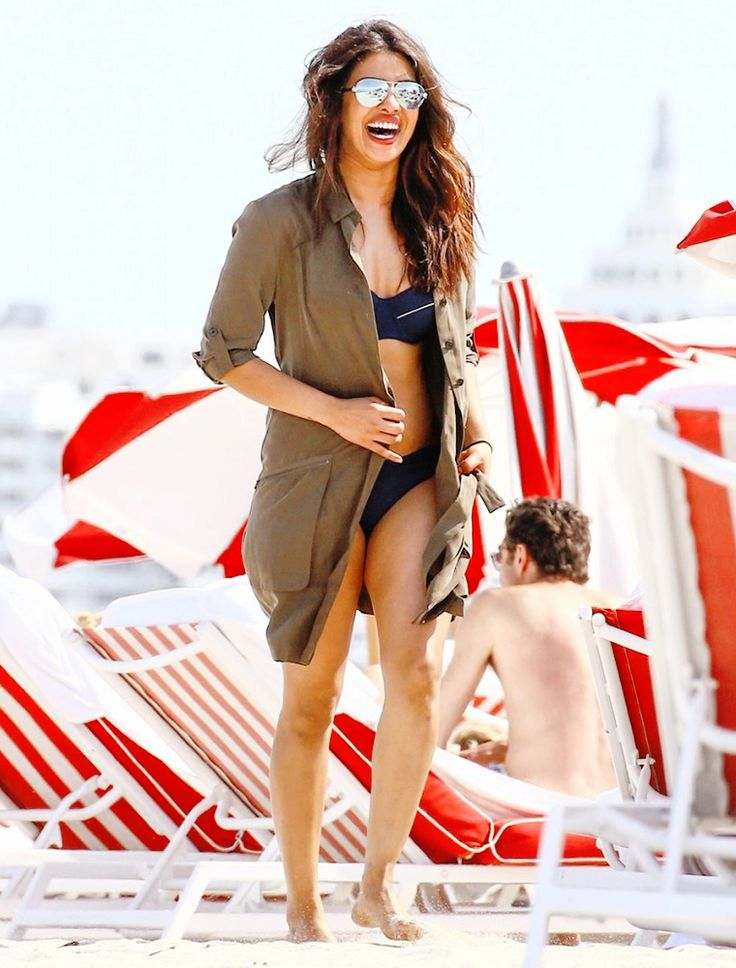 Priyanka Chopra at the Miami Beach