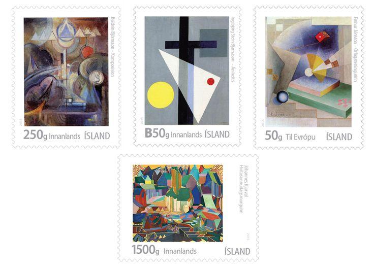 COLLECTORZPEDIA Icelandic Art VI – The Tentative Emergence of an Avant-Garde