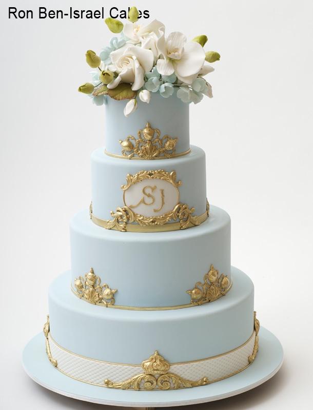 Ron Ben Israel – Wedding Cakes Americas Bride Magazine