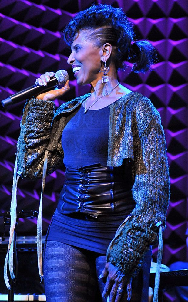 Nona Hendryx. Because Black Belle Rouge Loves Her. image