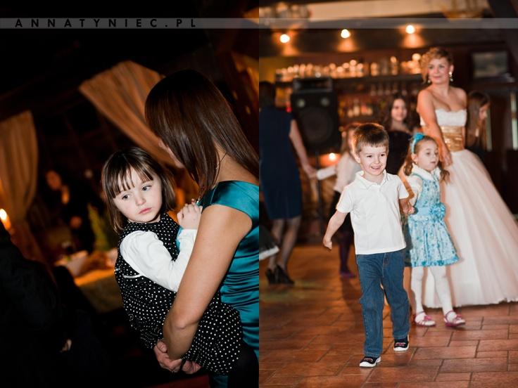 Dzieci na ślubie | fotografia ślubna Wrocław - AnnaTyniec | https://www.facebook.com/AnnaTyniecFotografie