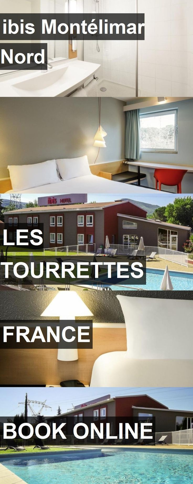 Hotel ibis Montélimar Nord in Les Tourrettes, France. For more information, photos, reviews and best prices please follow the link. #France #LesTourrettes #travel #vacation #hotel