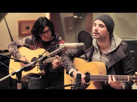 """▶ The Parlotones - """"Save Your Best Bits"""" acoustic - live at Slacker Radio - YouTube"""
