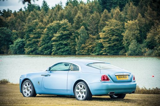 2014 Rolls-Royce Wraith - Silverstone Auctions