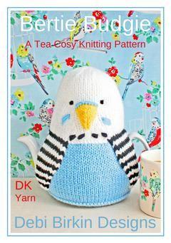 budgie toy bird vintage knitting pattern pdf free