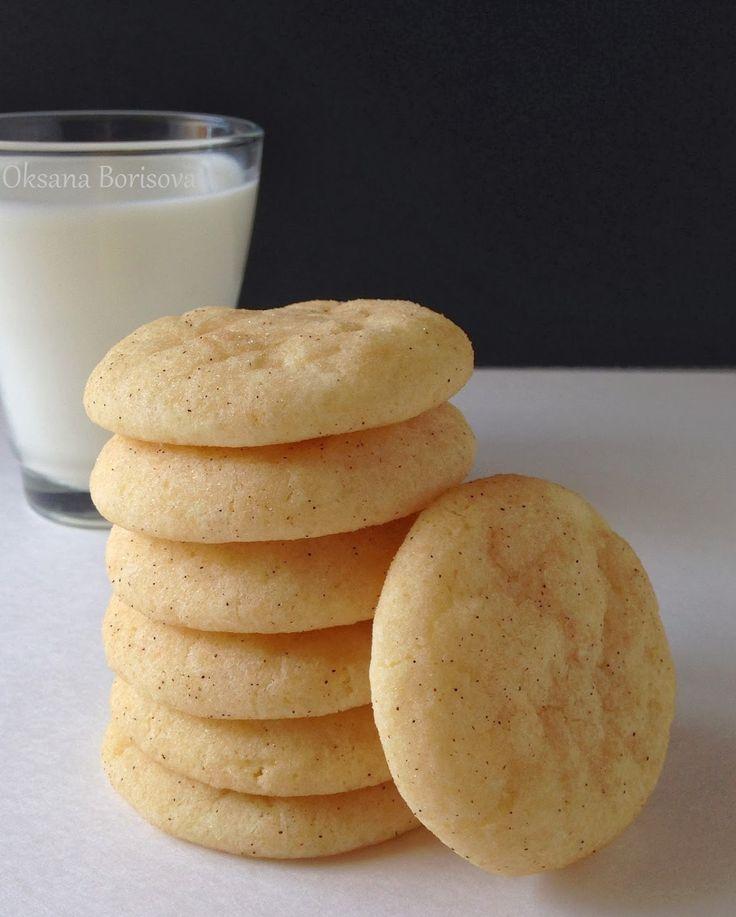 """Предлагаю попробовать вкусное печенье """"Сникердудль"""" обкатанное в сахаре с корицей с приятным  ароматом!!!    Для теста:  2+1/2 стакан..."""