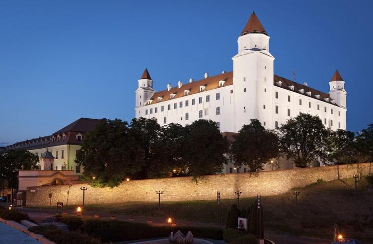 Slovakia @ night!