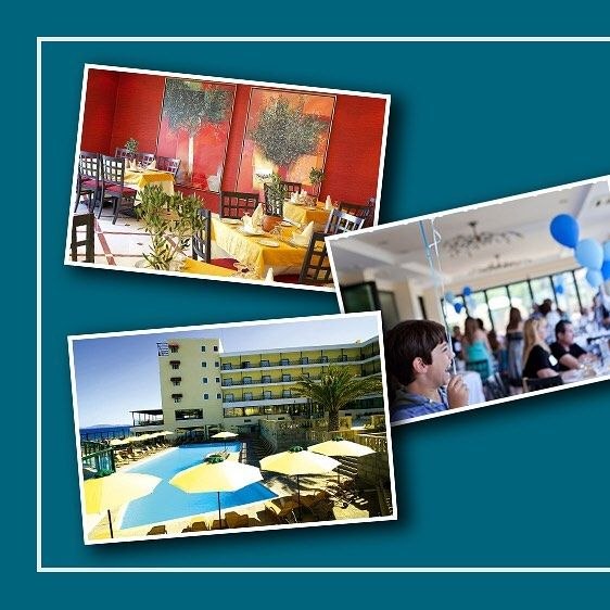 "Dear esteemed guests and friends.  After the end of yet another great hospitality season we wanted to thank you once again for your kind support and for the preference and confidence you have shown our resort over the years. We would like to take this opportunity to inform you that as of 2018 @aquamarinahotel will join the umbrella of ""Wyndham Hotel Group"" and will be operating under the name of ""Ramada Attica Riviera"". The hotel will still remain the full property of our family-owned…"