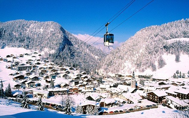 French Alps ski holidays: La Clusaz is a pretty piece of peace and quiet | Mail Online