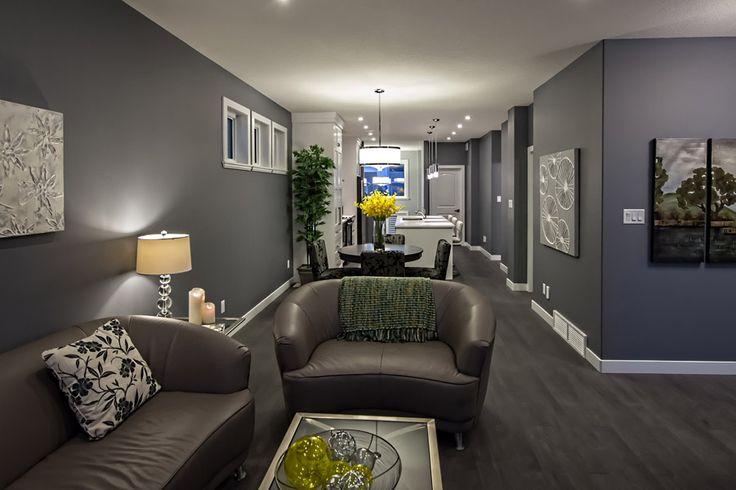 Open concept home #spacious #open #modernliving