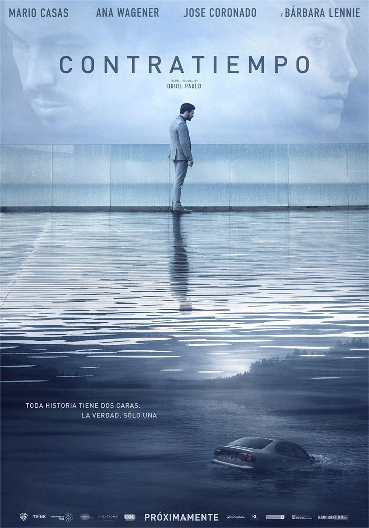 Contratiempo The Invisible Guest 2017 Cau Chuyện Co Hấp Dẫn đến Mấy Nếu Thiếu đi Cach Truyền Tải Thu Hut Cũng C Poster De Cine Carteles De Cine Oriol Paulo