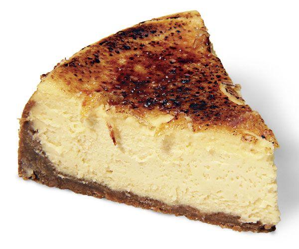 Creme Brulee Cheesecake on Pinterest | Cream brulee, Creme brulee ...