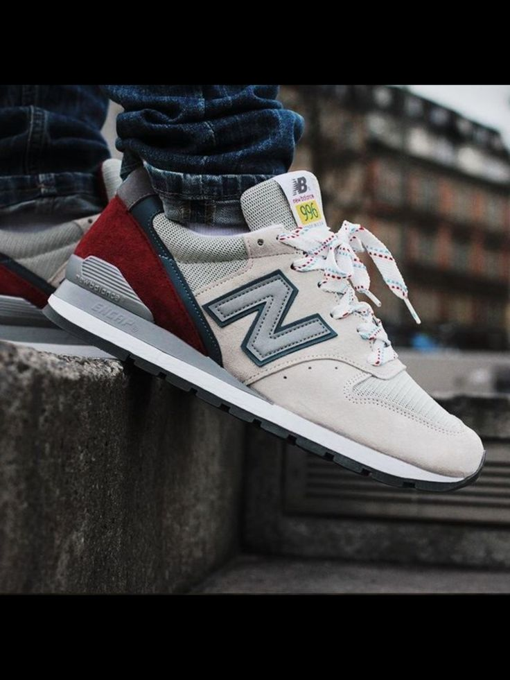 New Balance 996 National Parks Sneakers