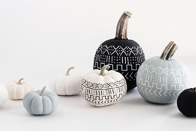 Put Down the Knife: Creative Painted Pumpkin Ideas for Halloween
