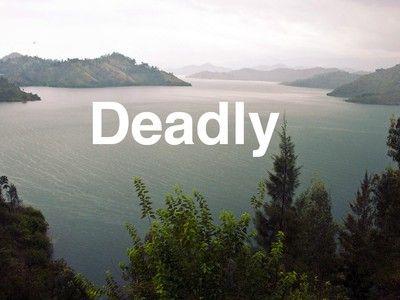 Deadly methane lake in Rwanda will be #energy source