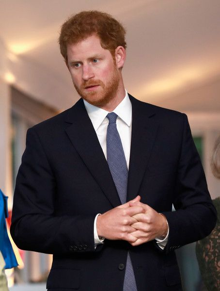 Prince Harry Photos Photos - Prince Harry attends The Landmine Free World 2025 reception on International Mine Awareness Day at The Orangery on April 4, 2017 in London, England.  2017 is the 20th anniversary of the Anti-Personnel Mine Ban Treaty in Ottawa signing, which Prince Harry's Mother, Princess Diana, was closely involved in. - Prince Harry Attends The Landmine Free World 2025 Reception On International Mine Awareness Day