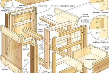 Woodworking Plan 1