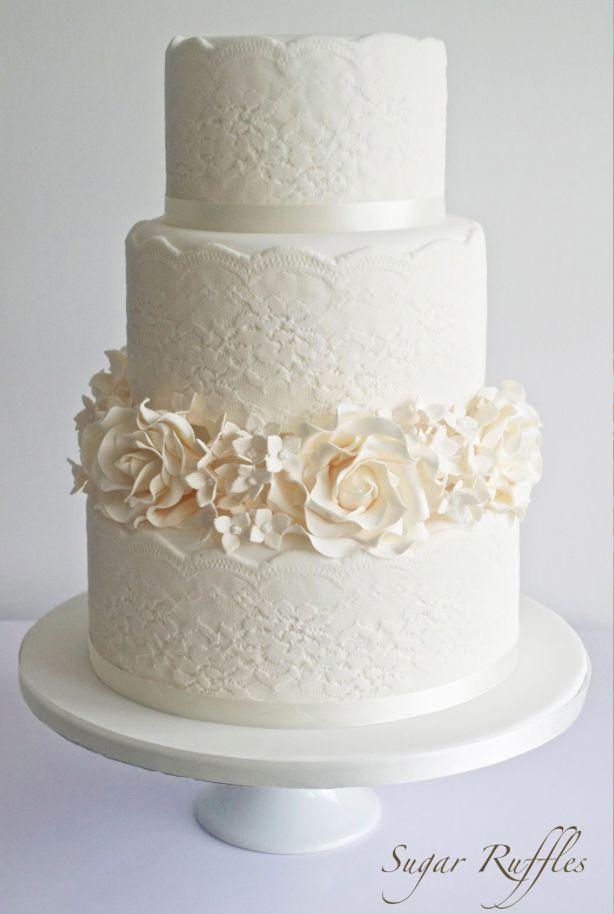 Zarte Hochzeitstorten – MODwedding   – Hochzeitstorten
