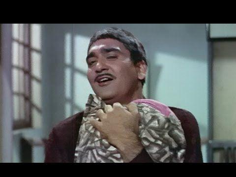 Mere Samne Wali Khidki - Padosan - Sunil Dutt, Saira Banu, Kishore Kumar - Classic Hindi film Song