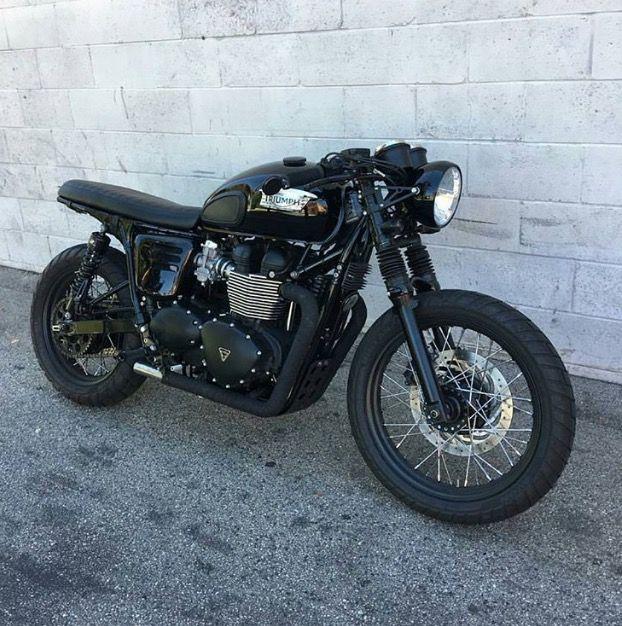 Bonneville custom