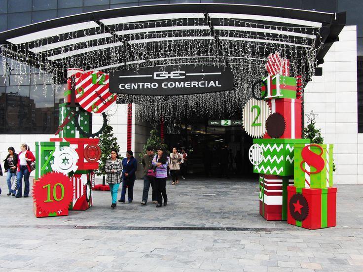 Navidad Gran estación 2014