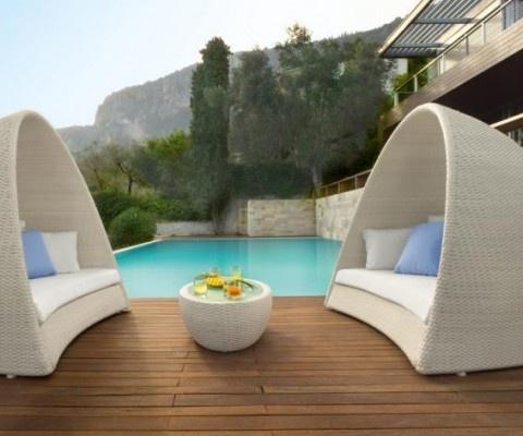 Die besten 25+ Rattan outdoor furniture Ideen auf Pinterest - zubehor fur den outdoor bereich