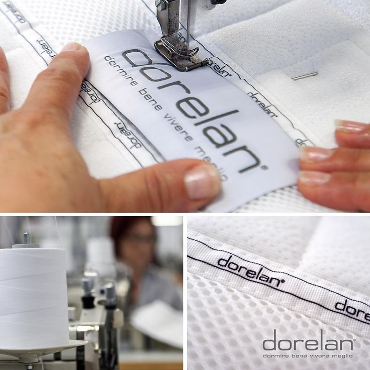 Italian tradition, #innovation and #design come together to provide a unique #experience of complete #comfort and well-being… #beautiful #mattress #Dorelan #MadeinItaly #white #style #designdecor #BedInItaly #italianstyle
