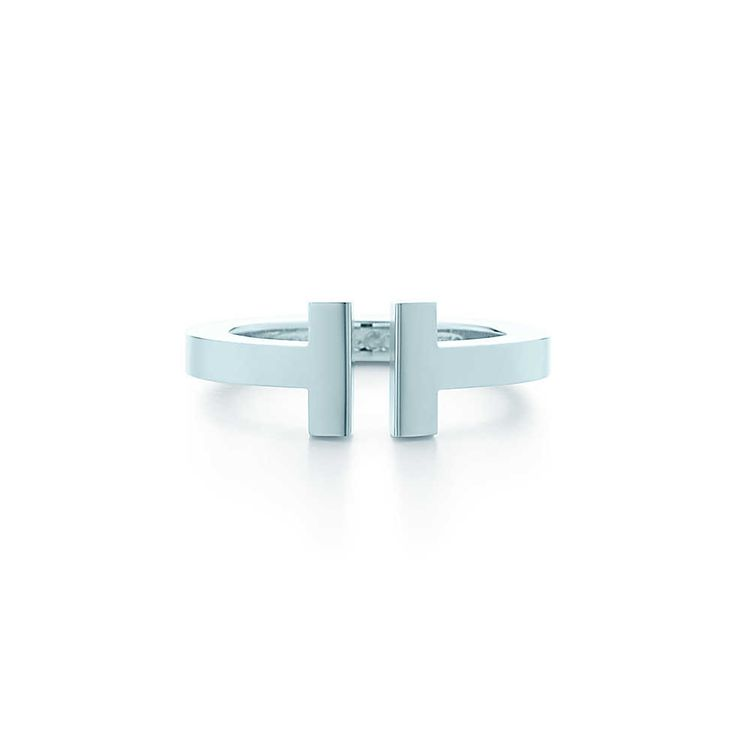 Anillo Tiffany T Square