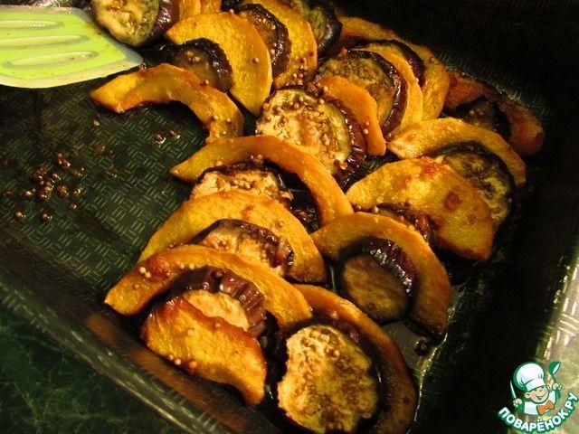 баклажаны в духовке рецепты с фото простые