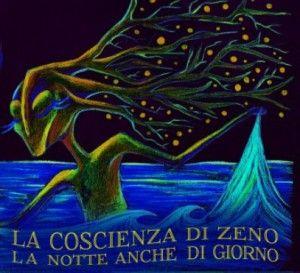 プログレおすすめ:La Coscienza di Zeno「La Notte Anche Di Giorno」(2015年イタリア)