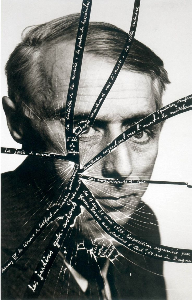 Man Ray, Max Ernst - don't know which favorite to pin this under...