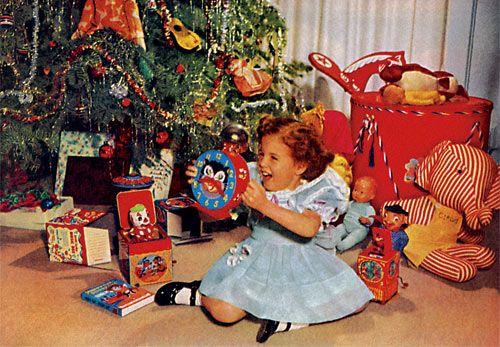 67 Best Vintage Christmas Images On Pinterest Vintage