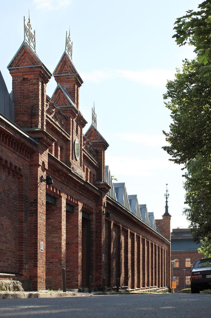 Technobothnia building. Photographer: Mikko Lehtimäki