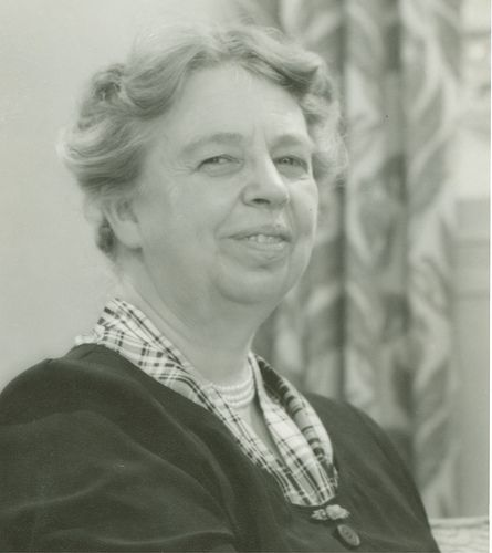 The Eloquent Woman: Famous Speech Friday: Eleanor Roosevelt's 1940 convention-saving speech. Get a rare glimpse at how she riffed on a few paragraphs of notes--with just 24 hours' notice.