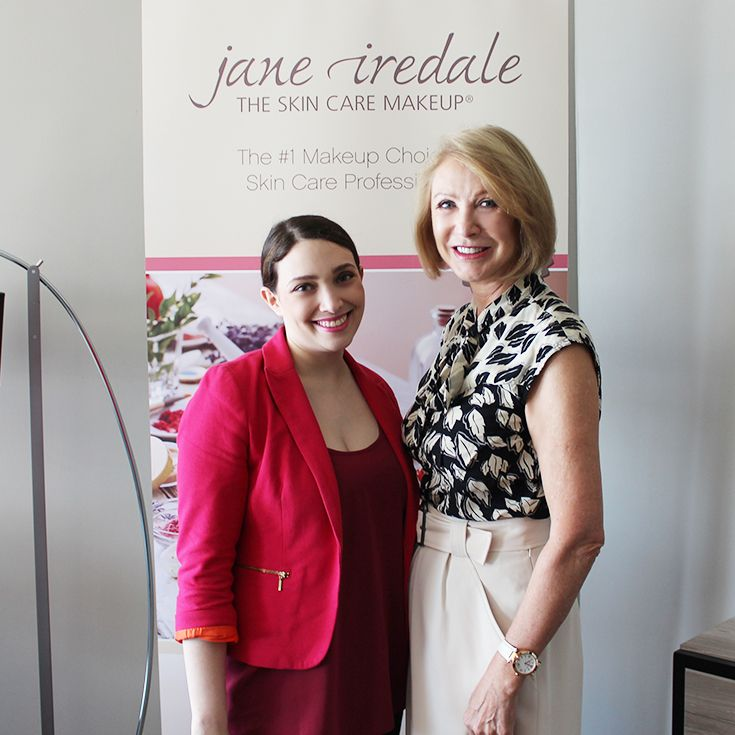 Media Briefing :: Jane with Kimmi from The Plastic Diaries in Sydney :: August 2013  #meetjaneiredale2013