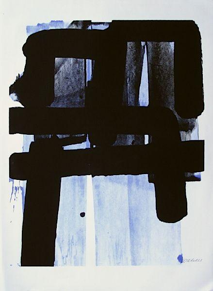 Pierre Soulages - Google Search #art #pintura #barcelona