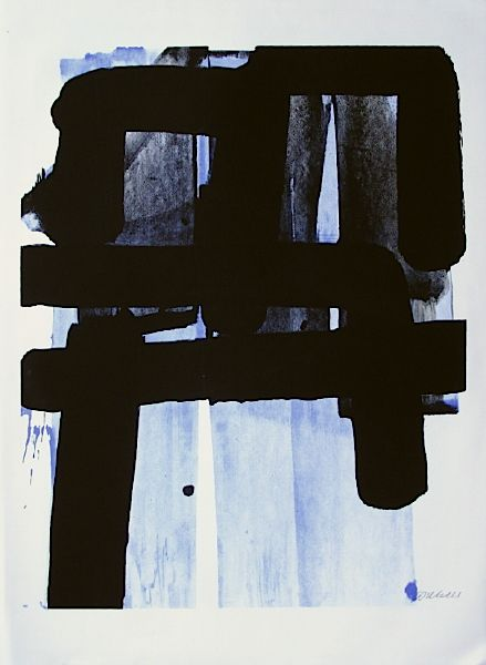 Pierre Soulages - Google Search #art #pintura #barcelona