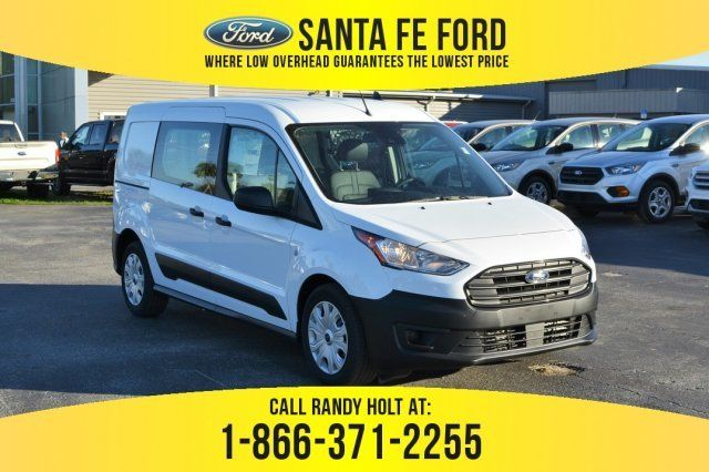 2019 Ford Transit Connect Van Xl Fwd 4 Door Automatic Ford