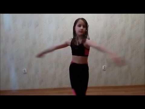 Гимнастика от Нади. Лягушка