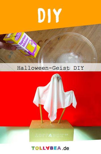 Mit dieser Anleitung lernt ihr, wie ihr mit euren Kindern zu Halloween basteln könnt: Einen gruhuhuhuseligen Geist! Sieht kompliziert aus, geht aber eigentlich ganz einfach. Versucht das mal: