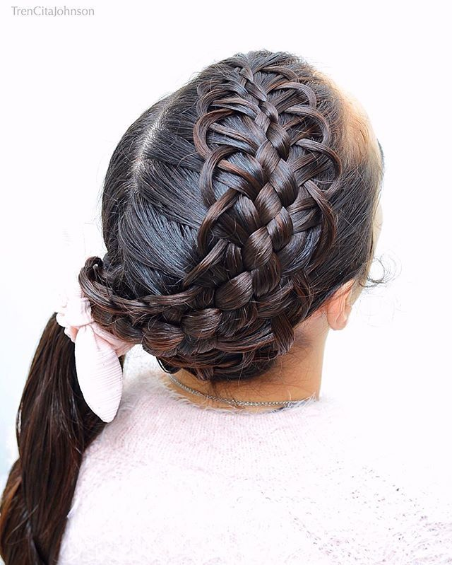 Happy Birthday My Dear Friend Hilde Studiohilde We Wish You A Wonderful Day Love And Lots Of Health For You And Your Fa Braids Little Girl Braids Hair Styles