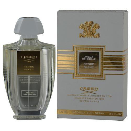 Creed Acqua Originale Cedre Blanc By Creed Eau De Parfum Spray 3.3 Oz
