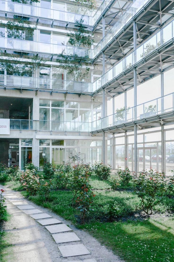 Lacaton & Vassal . Management Science University . Bourdeaux (3)