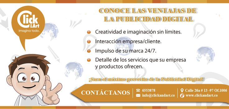 Publicidad digital.