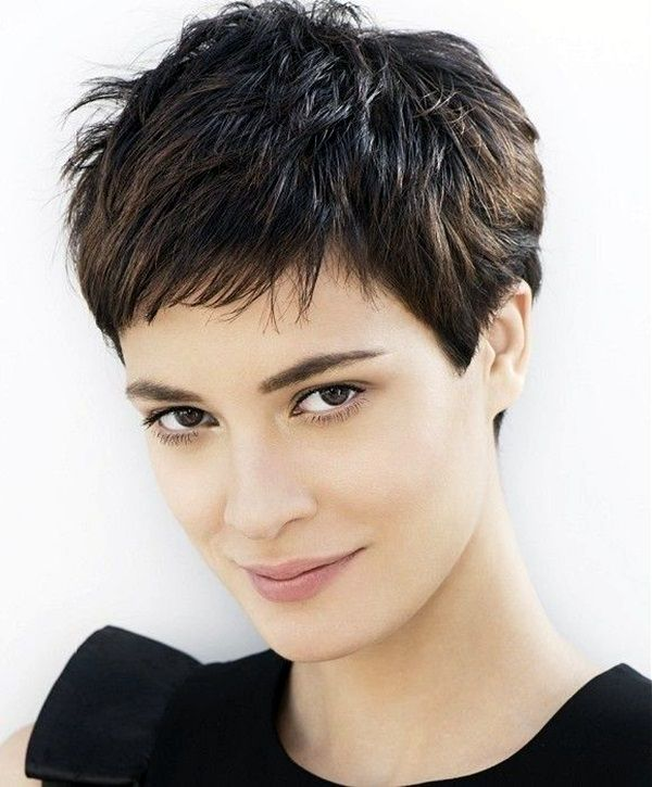 Excellent 1000 Ideas About Short Pixie Haircuts On Pinterest Short Pixie Short Hairstyles For Black Women Fulllsitofus