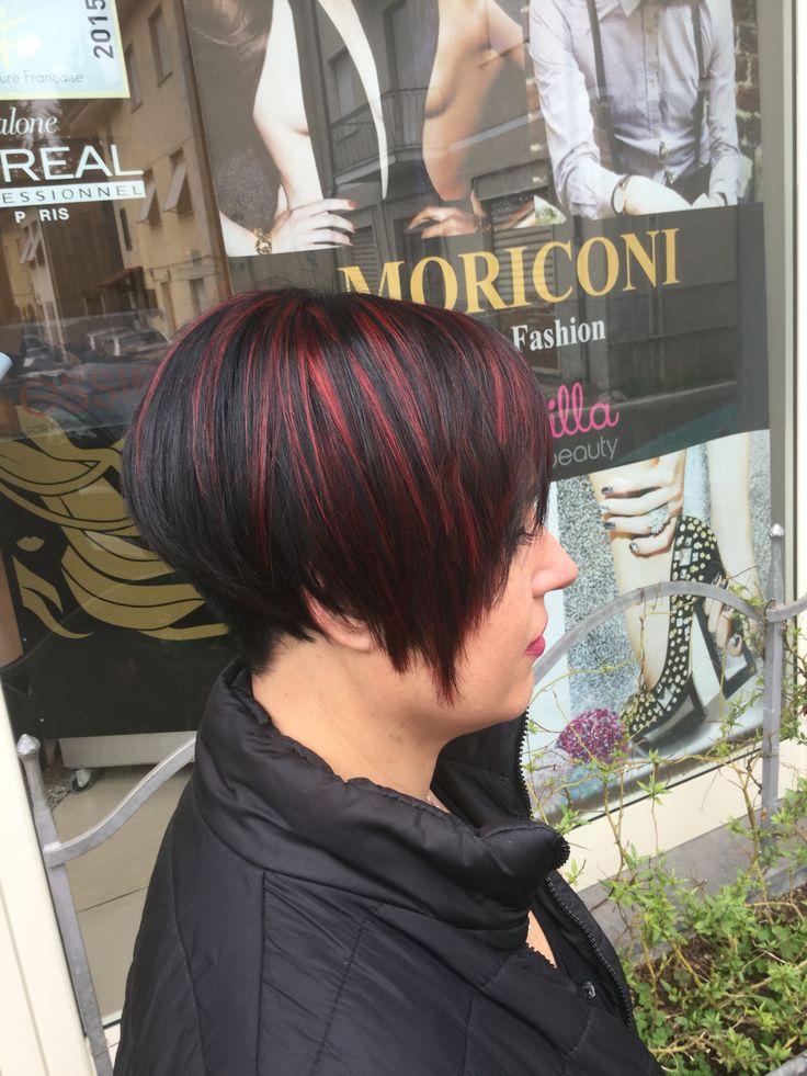 Taglio corto 2016 Rosso