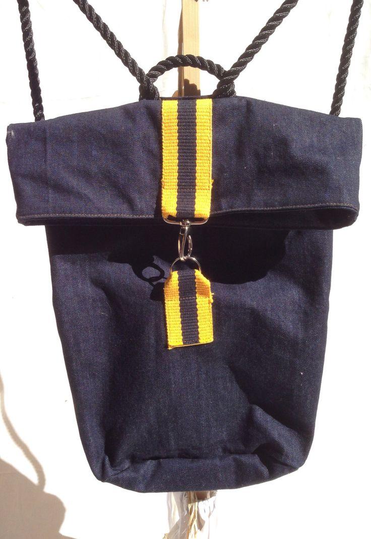 Hipster fashion backpack for travel, bike, shopping, men, women, cool, sporty